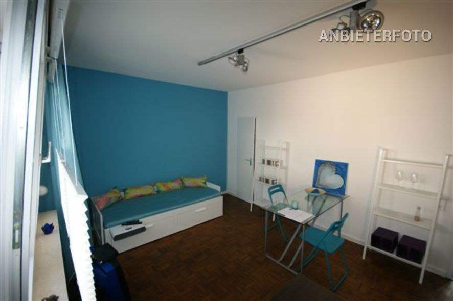 Möblierte Singlewohnung in Köln-Ossendorf