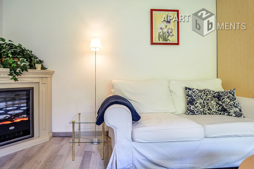 Modernly furnished apartment with private terrace in Leverkusen-Pattscheid