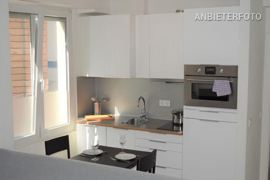 Modern möbliert und zentral gelegenes Apartment in Köln-Neustadt-Nord