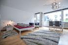 Hochwertig möblierte und zentral gelegene Wohnung in Köln Neustadt-Nord
