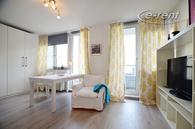 Möbliertes Appartement in zentraler Wohnlage von Köln-Altstadt-Nord