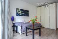 Modern möbliertes und zentral gelegenes Apartment im Belgischen Viertel