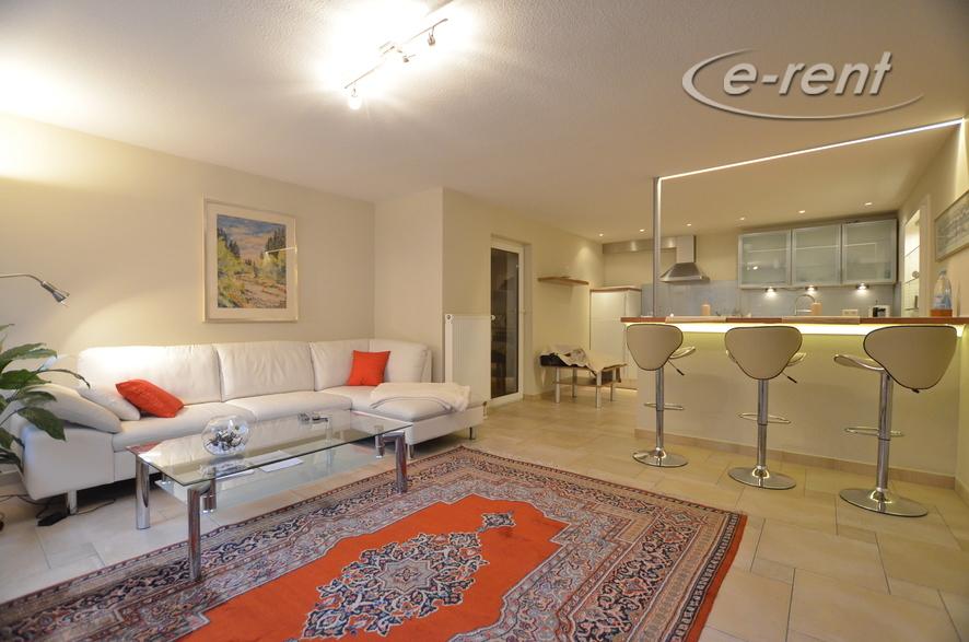 Modern möbliertes Einlieger-Apartment in Köln Rath Heumar