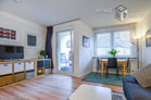 Modern furnished apartment with balcony in central but quiet residential area in Cologne-Altstadt-North