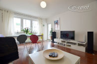 Modern möblierte Wohnung mit Balkon in Köln-Nippes