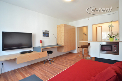 Modern furnished apartment in Cologne-Neustadt-Süd