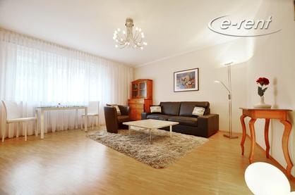 Gehoben und modern möblierte Wohnung in Köln-Altstadt-Süd