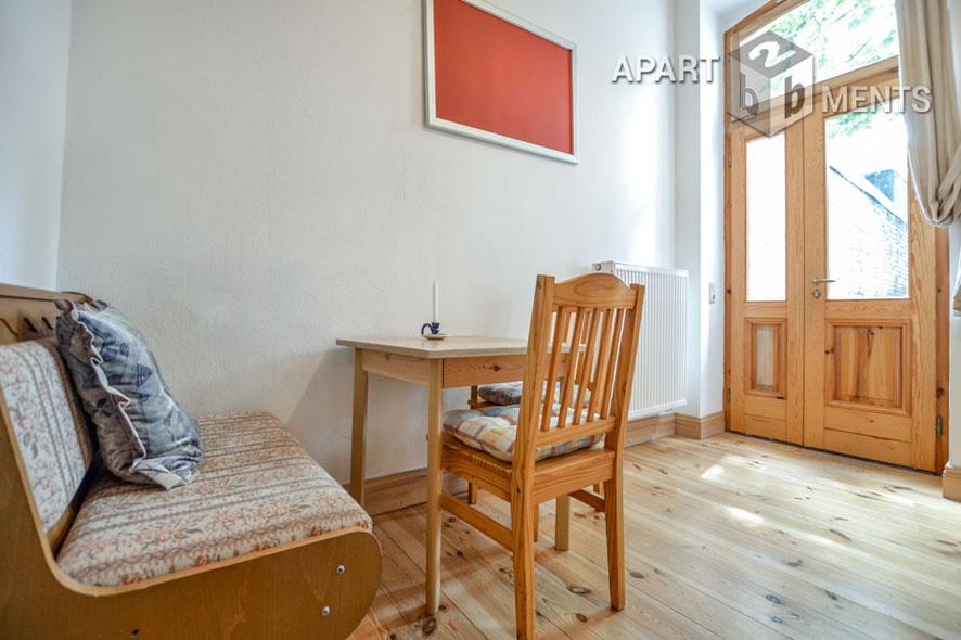 Charmant möbliertes und zentral gelegenes Apartment in Köln-Ehrenfeld