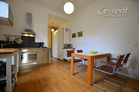 Möblierte1,5-Zimmer-Altbau-Apartment mit hohen Decken und Balkon in Köln-Nippes