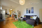Furnished1,5 room old building apartment with high ceilings and balcony in Cologne-Nippes