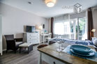 Modern and high quality furnished apartment with balcony in Cologne-Kalk