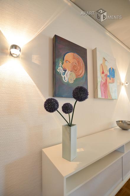 Moderne 2 Zimmer Wohnung in ruhige Wohnlage in Leverkusen