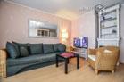 Hell möblierte 2-Zimmer-Wohnung im Belgischen Viertel in Köln-Neustadt-Nord
