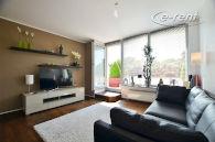 Modern möblierte 3-Zimmer-Maisonette der Top-Kategorie in Köln Ehrenfeld