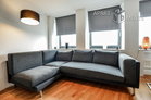 Very bright and high quality furnished apartment in Cologne-Neustadt-Nord