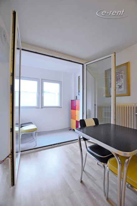 Modernly furnished apartment in Cologne-Ehrenfeld
