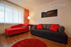 Modern and high-quality furnished apartment with balcony in Cologne-Widdersdorf