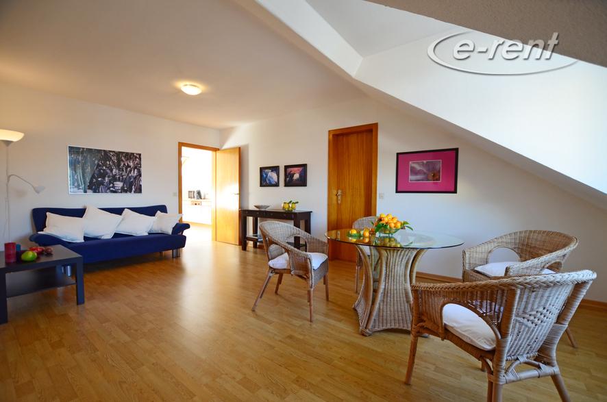Modern möblierte und ruhig gelegene Wohnung in Kerpen