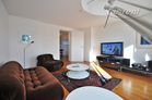 First class and modernly furnished apartment in Cologne-Neustadt-Süd