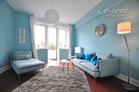 Stilvoll möblierte 3-Zimmer-Altbauwohnung mit 3 Balkonen in Köln-Neustadt-Nord