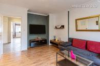 Moderne 2 Zimmer-Wohnung mit Balkon in verkehrsgünstiger Lage nicht weit vom Rhein