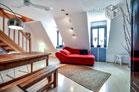 Modern möblierte Maisonette mit Dachterrasse in Köln-Neustadt-Nord