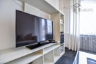 Moderne 2 Zimmer Wohnung mit Balkon in sehr zentraler, aber ruhiger Lage