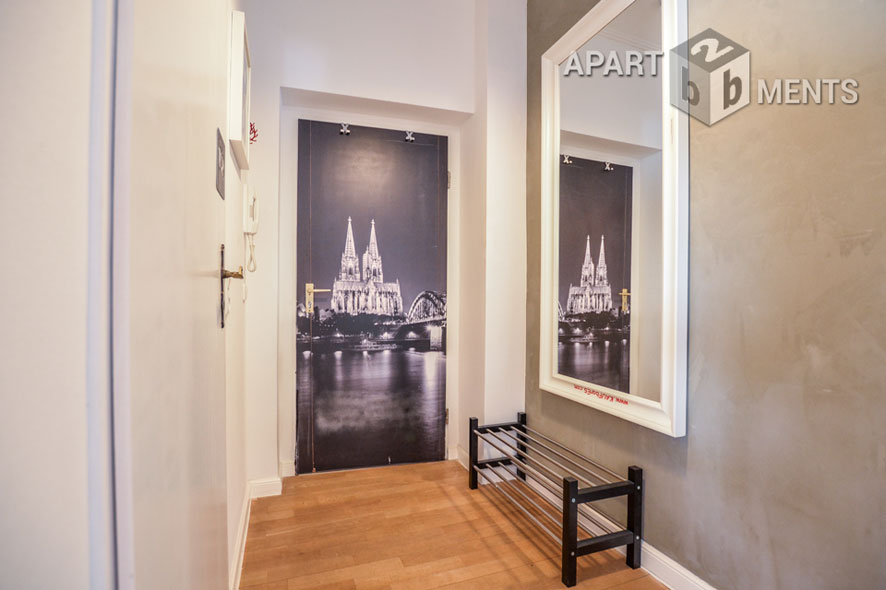 Modern 2 rooms apartment in a central location