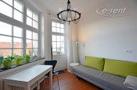 Möbliertes Apartment mit Dachterrasse in ruhiger Lage in Köln-Nippes