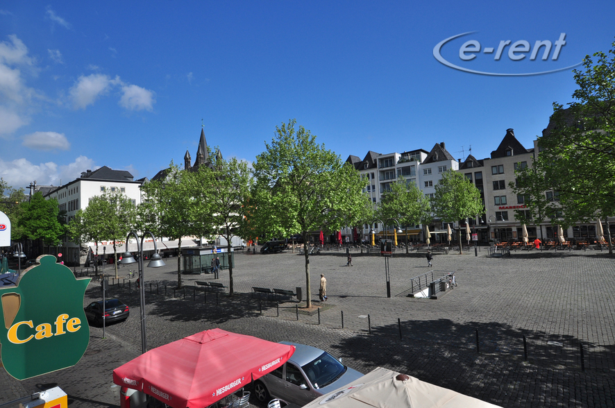 Furnished 3 room luxury apartment in Altstadt-Nord directly at the Heumarkt