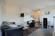High-quality and modernly furnished apartment in Hürth