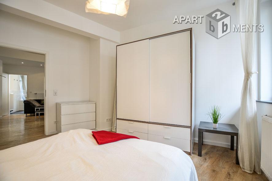 Modern möblierte und zentral gelegene Wohnung in Köln-Neustadt-Nord