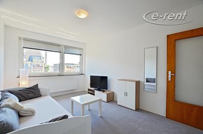 Modern möblierte und ruhig gelegene Wohnung in Leverkusen-Bürrig