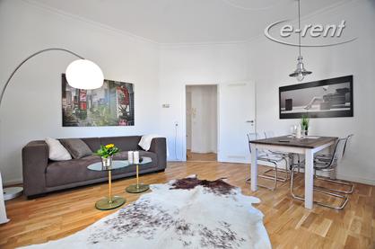Hochwertig möblierte Wohnung in Köln-Neuehrenfeld