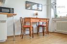 Möbliertes Apartment in zentraler aber sehr ruhiger Lage von Köln-Altstadt-Süd