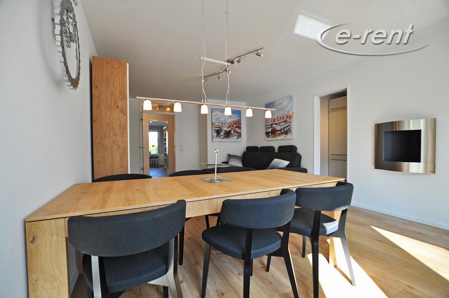 Modern möblierte Wohnung mit PKW-Stellplatz in Köln-Ehrenfeld