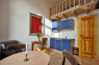 Timelessly furnished apartment in Cologne-Ehrenfeld