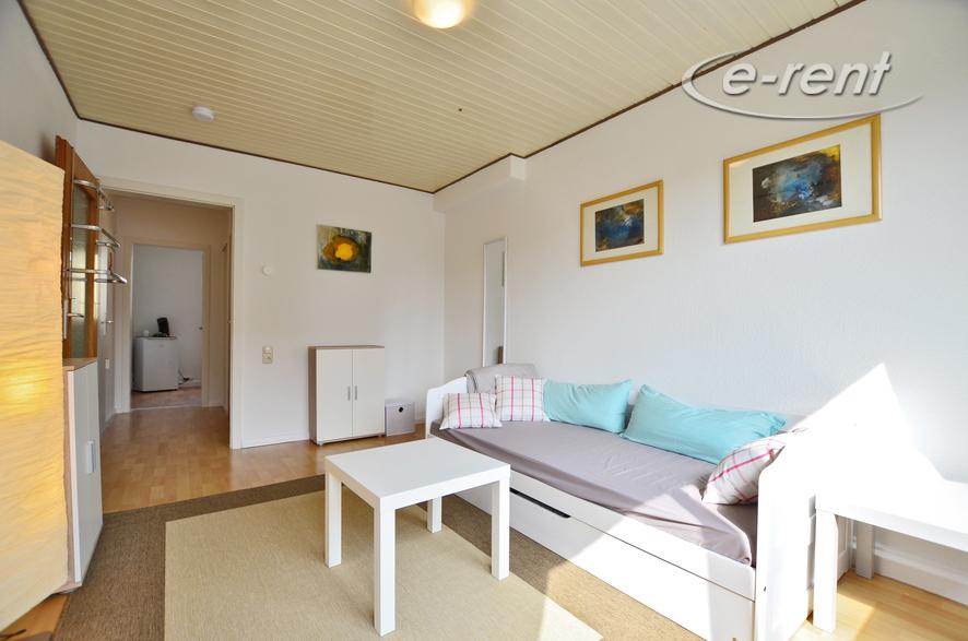 Modern möblierte und ruhig gelegenes Apartment  in Leverkusen-Bürrig