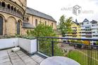 Sehr hochwertige und moderne 2-Zimmer-Wohnung mit Balkon in Köln-Altstadt-Nord