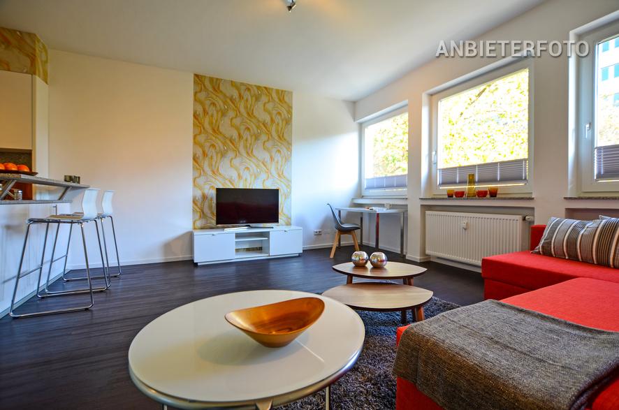 Modern and high-quality city-apartment at the Zülpicher Platz