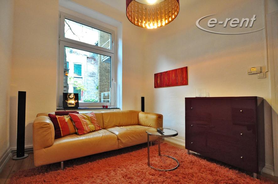 Hochwertig möblierte und zentral gelegene Wohnung in Köln-Neustadt-Süd