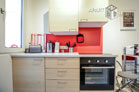 Modernly furnished apartment in Cologne-Riehl