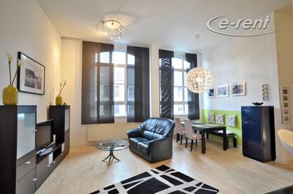 Modern möblierte 2-Zimmer-Wohnung in Köln-Worringen