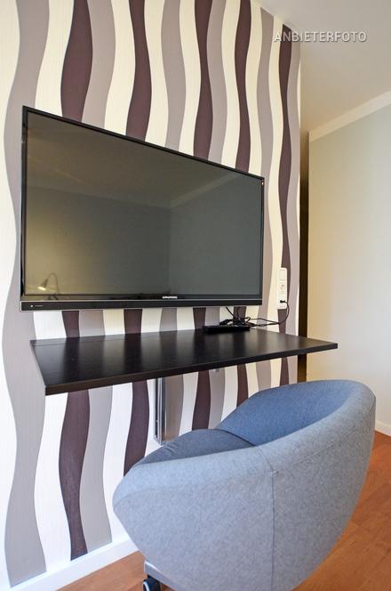Modernes und hochwertiges City-Apartment