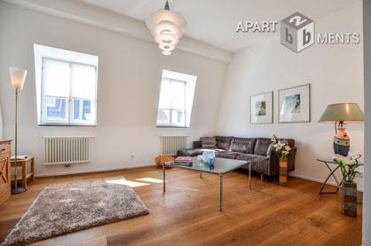 Hochwertig möbliertes und zentral gelegenes Apartment in Köln-Lindenthal