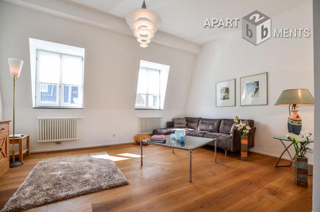 Erstklassige, hochwertige 2 Zimmer Wohnung in bester Lage in Lindenthal