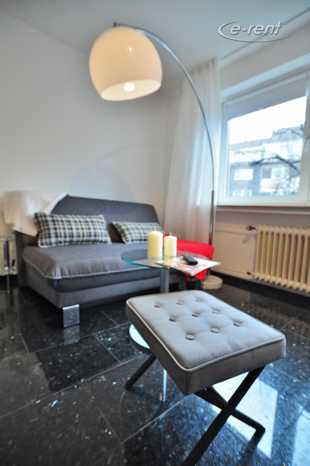 Modern apartment in Lindenthal - close to the center - parking lot possible !