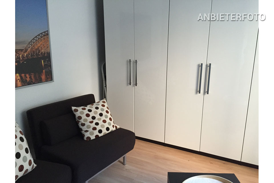 Moderne 1 Zimmer Wohnung in Nippes