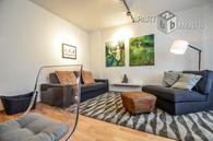Modern möblierte Wohnung mit Balkon in Köln-Humbold-Gremberg