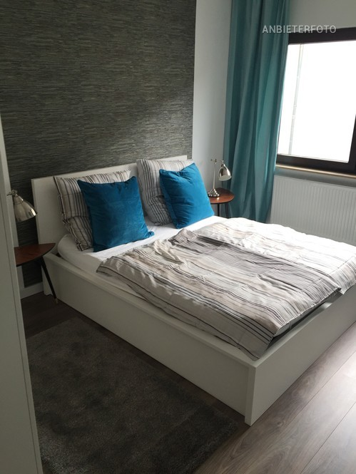 Modern high-quality 2,5 room apartment with balcony in an attractive, central residential area